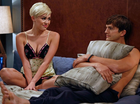 Miley Cyrus, Two and Half Men