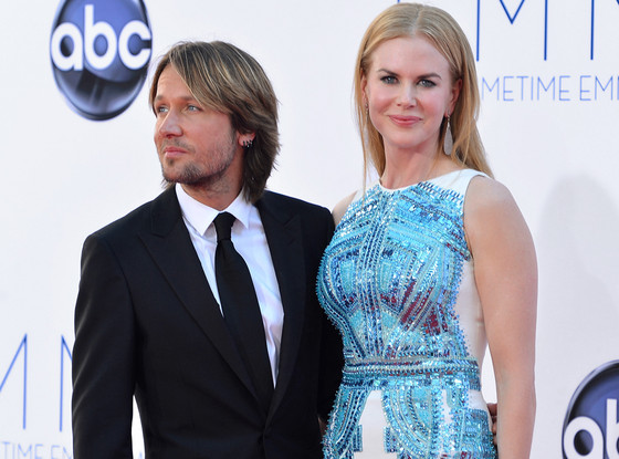 Relationship Advice From Keith Urban And Nicole Kidman: Nicole Kidman Says She And Keith Urban Are ''Lucky'' They