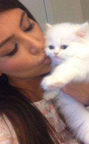 Kim Kardashian, Mercy, Twit Pic