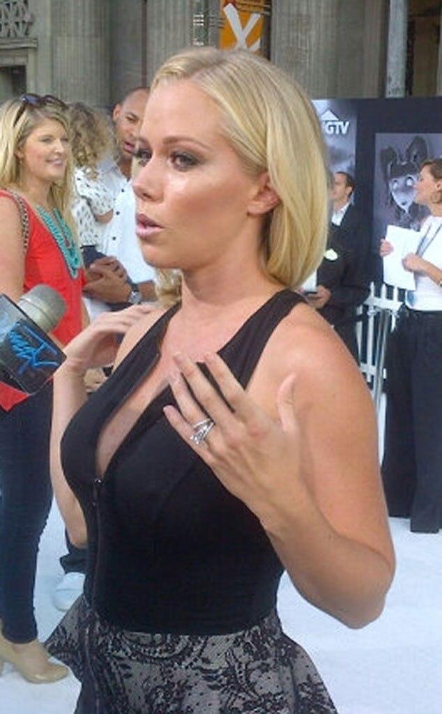 Kendra Wilkinson, Twit Pic