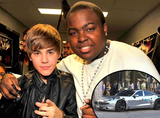 Justin Bieber, Sean Kingston, Fisker