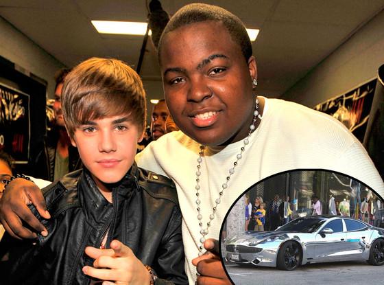 Justin Bieber, Sean Kingston, Fisker