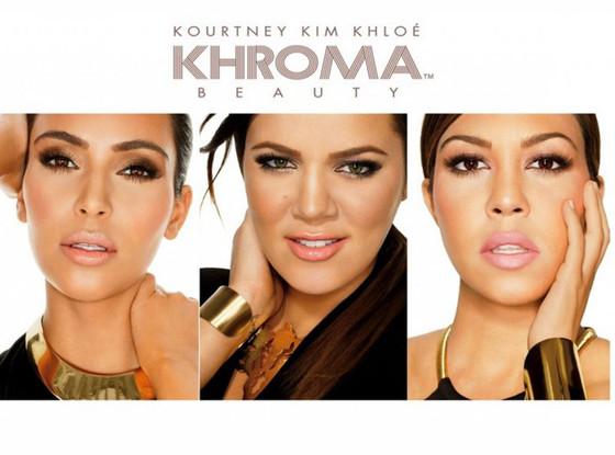 Kardashian, KHROMA Beauty