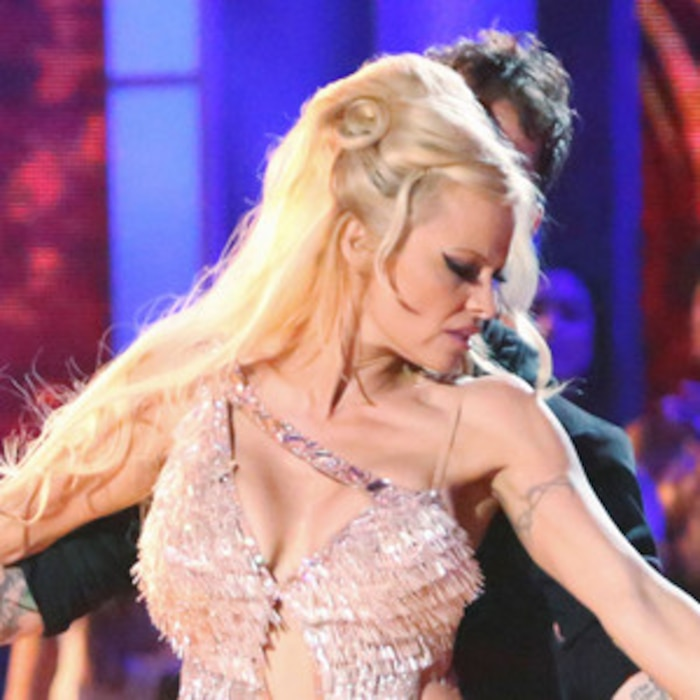 Pamela Anderson, Dancing with the Stars All-Stars