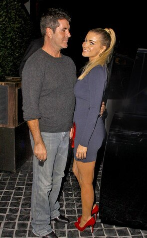 Simon Cowell, Carmen Electra