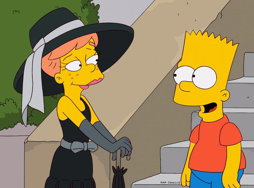Zooey Deschanel, The Simpsons