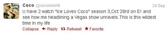 Coco Tweet