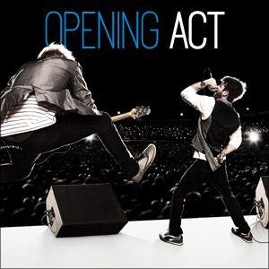 Opening Act Show Landing Brick DE