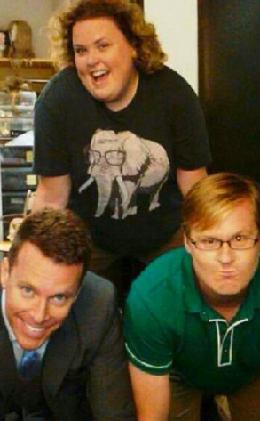 Chelsea Lately Staff, Chris Franjola