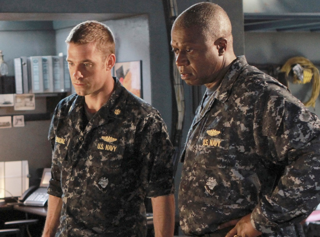 Scott Speedman, Andre Braugher, Last Resort