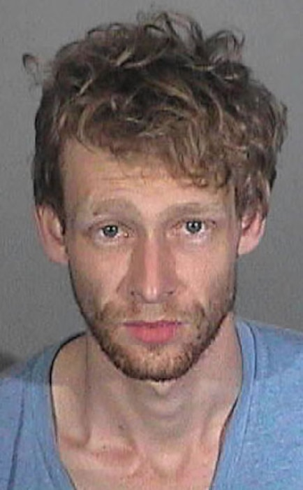 Johnny Lewis Mugshot