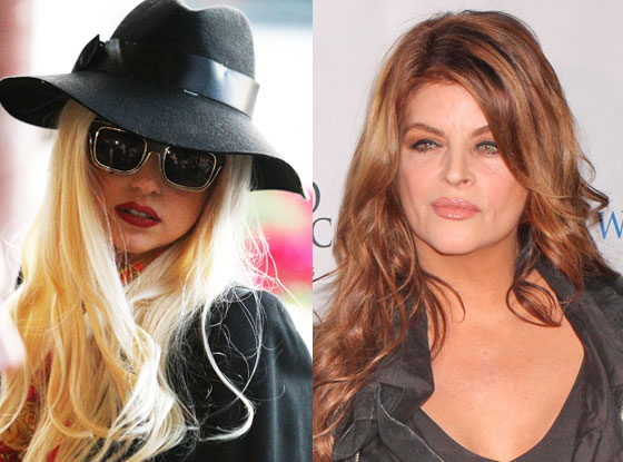 Lady Gaga, Kirstie Alley