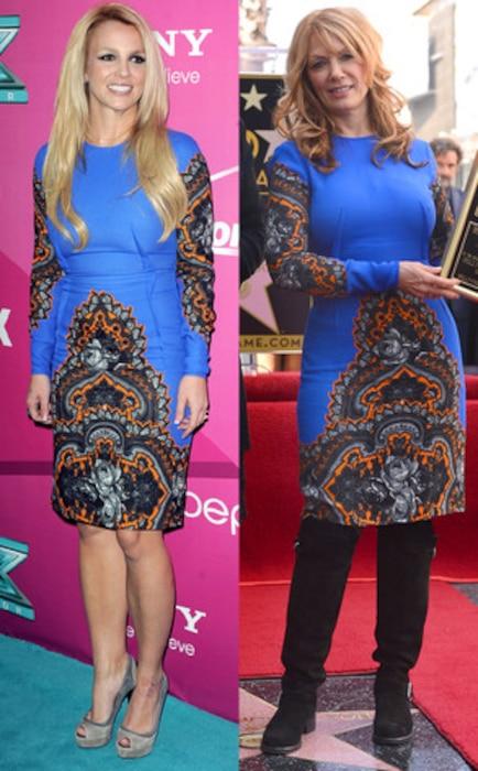 Britney Spears, Ann Wilson