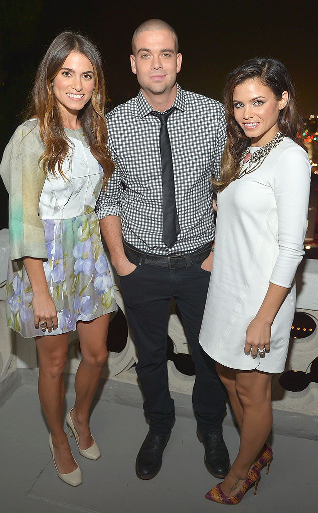 Nikki Reed, Mark Salling, Jenna Dewan