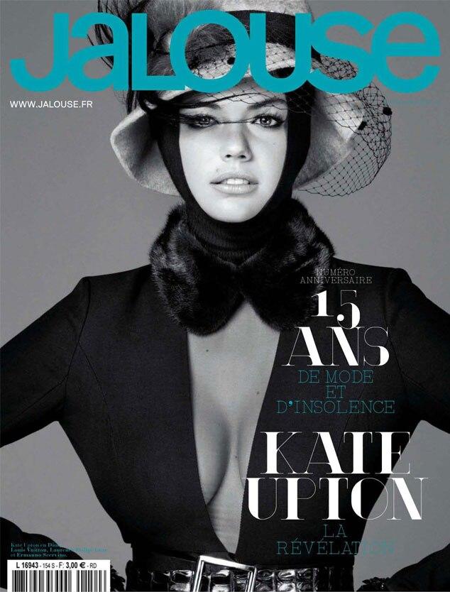 Kate Upton, Jalouse Magazine