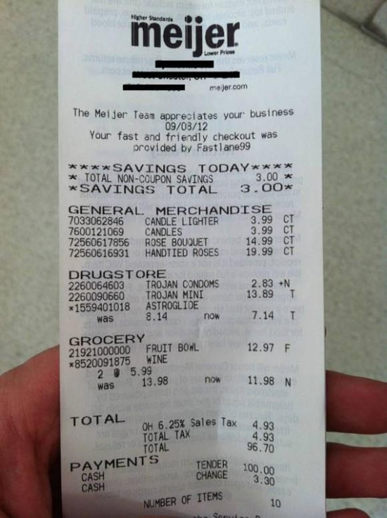receipt X2, Chelsea