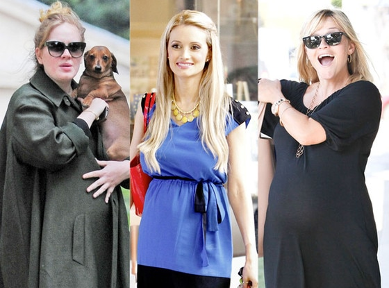 Adele, Holly Madison, Reese Witherspoon