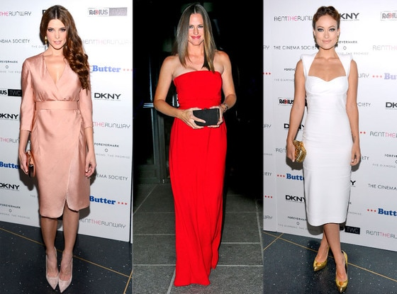 Ashley Greene, Jennifer Garner, Olivia Wilde
