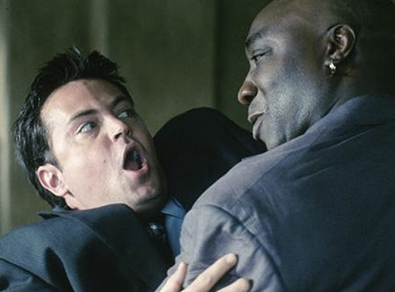 The Whole Nine Yards, Michael Clarke Duncan, Matthew Perry