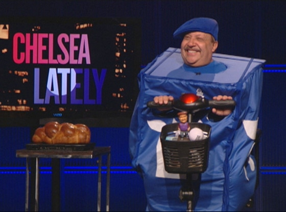 Chelsea Lately, Chuy