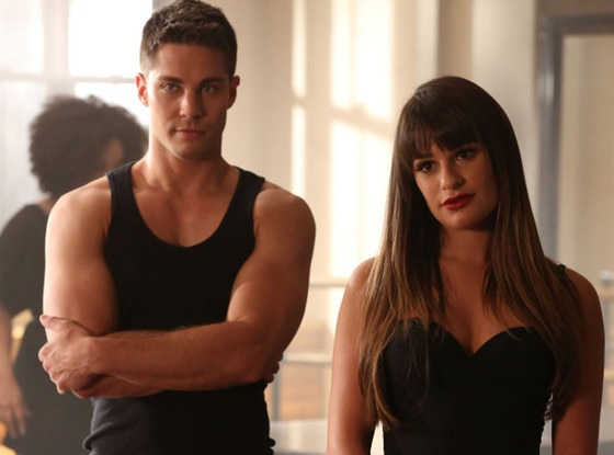 GLEE, Lea Michele, Dean Geyer