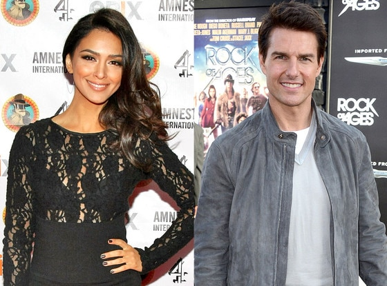 Nazanin Boniadi, Tom Cruise