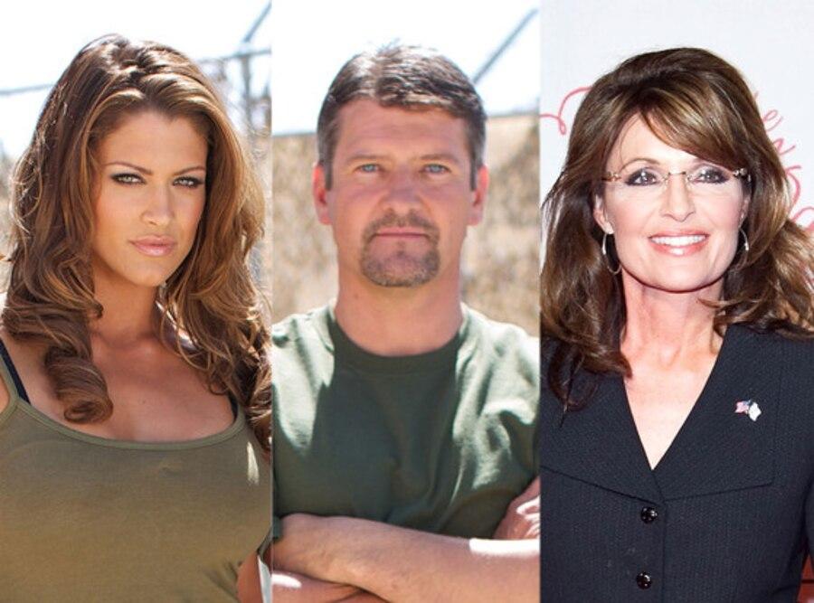 Eve Torres, Todd Palin, Sarah Palin