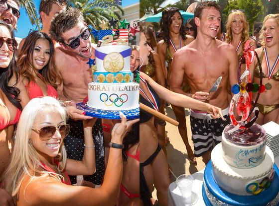 Ryan Lochte, Michael Phelps
