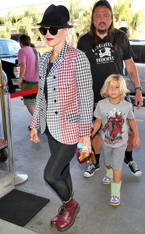 Gwen Stefani, Kingston