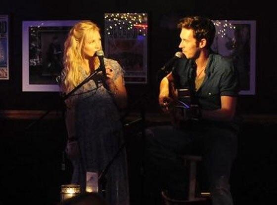 Clare Bowen, Sam Palladio, Nashville