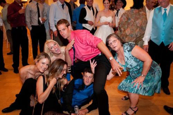 Dance Floor Mom Chelsea X2