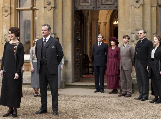 Downton Abbey, Scene