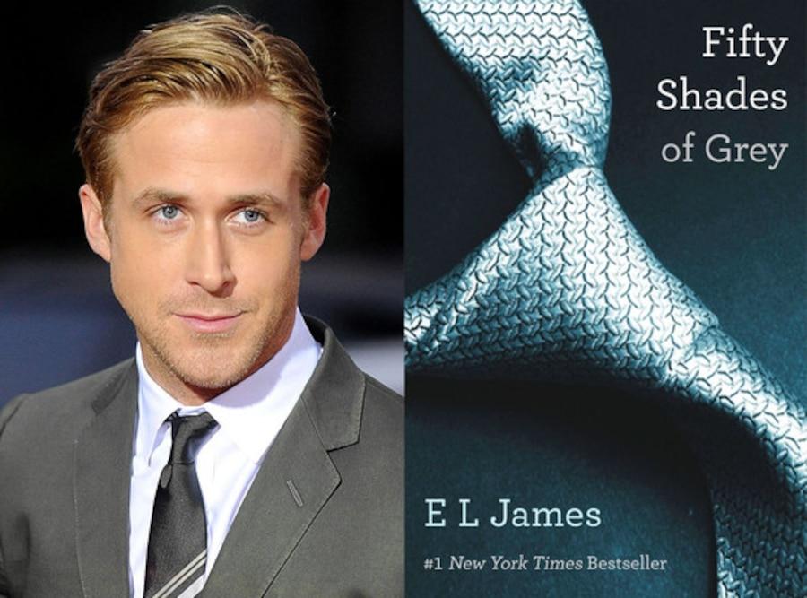 Ryan Gosling, Fifty Shades of Grey