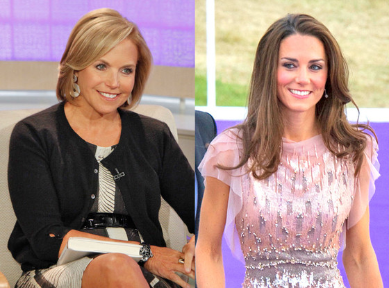 Katie Couric, Kate Middleton, Duchess Catherine