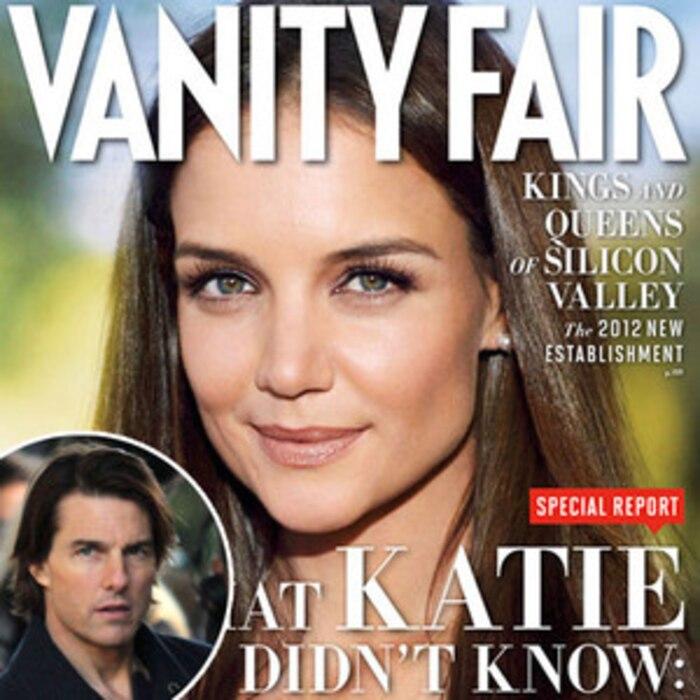 Katie Holmes, Vanity Fair, Tom Cruise