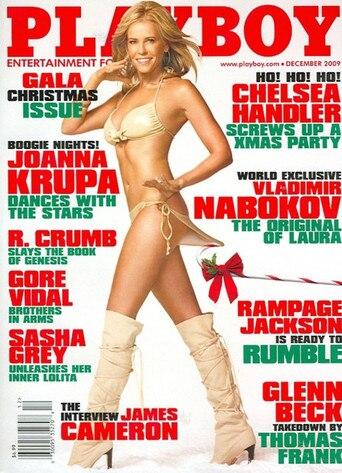 Chelsea Handler, Magazine