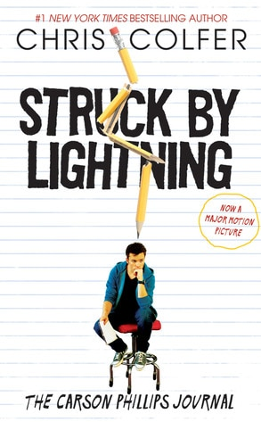 Struck by Lightning, Chris Colfer