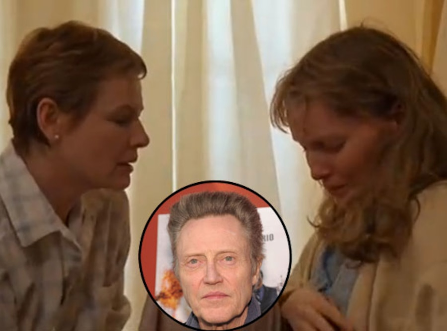 Christopher Walken, September, Mia Farrow