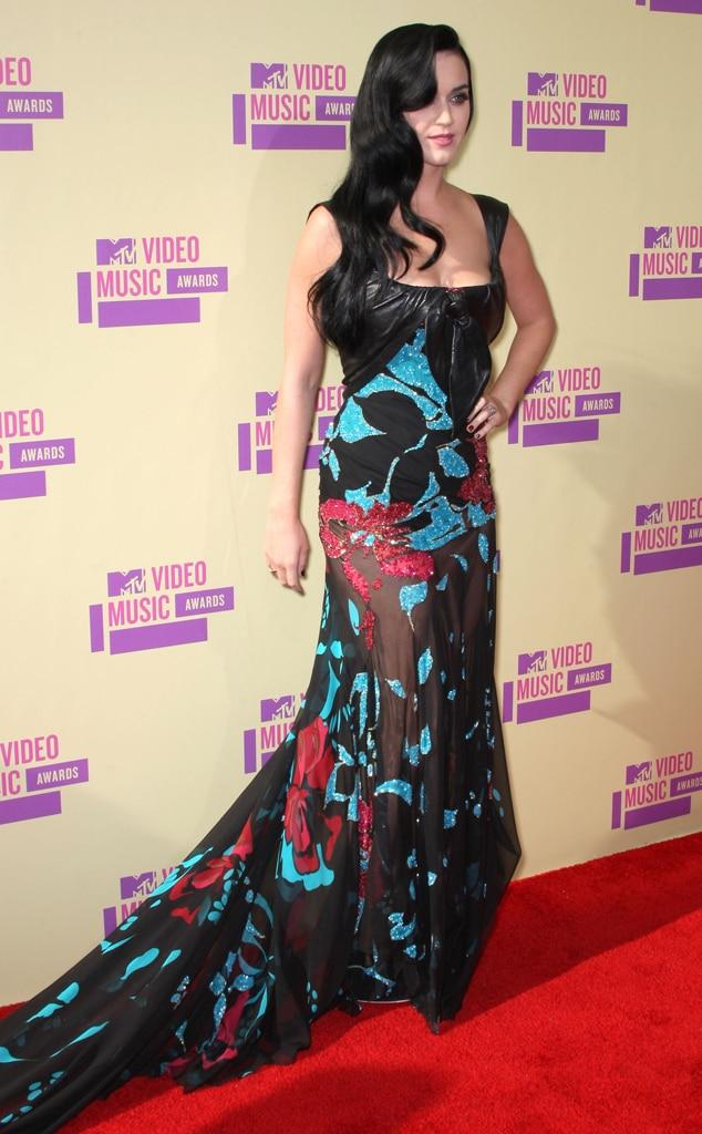 Katy Perry, MTV Video Music Awards 2012