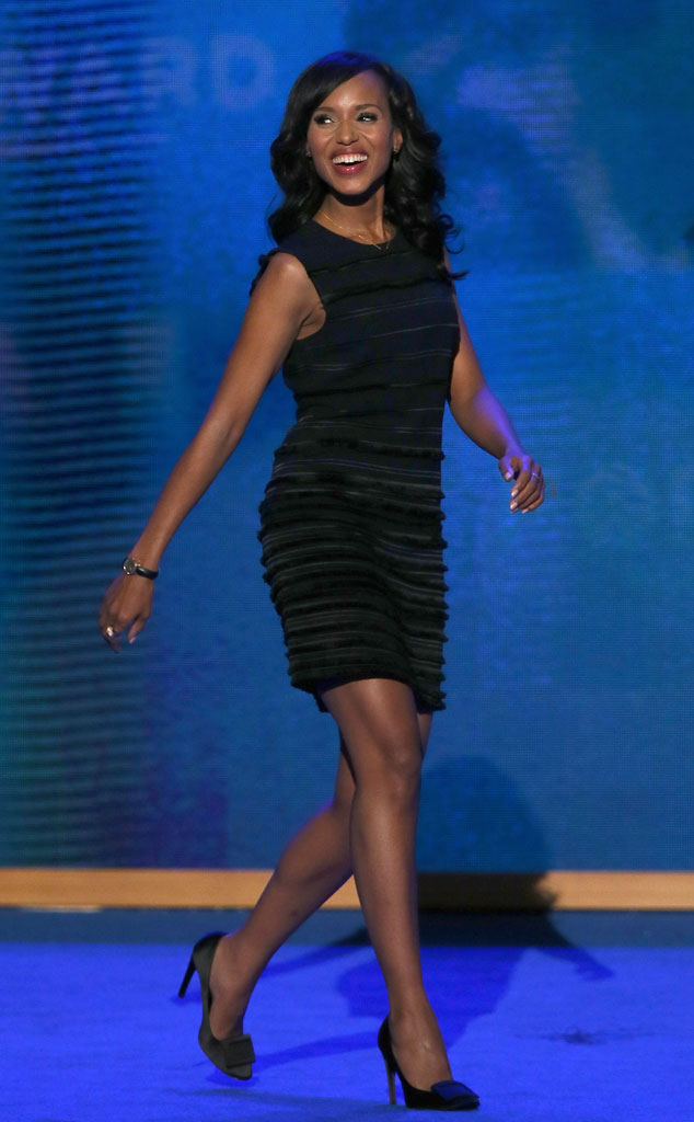 Democratic National Convention, Kerry Washington