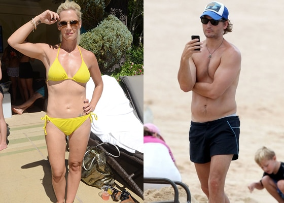 Jennie Garth Peter Facinelli Chelsea X2
