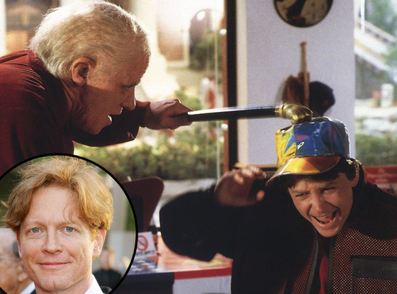 Back to the Future, Eric Stoltz