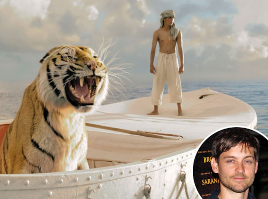 Life of Pi, Tobey Maguire