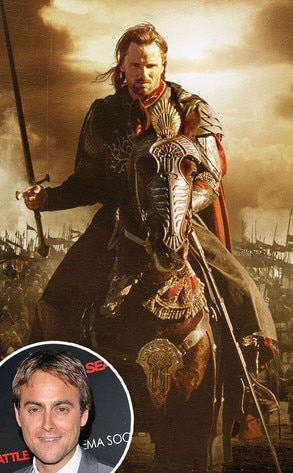 Lord of the Rings, Stuart Townsend