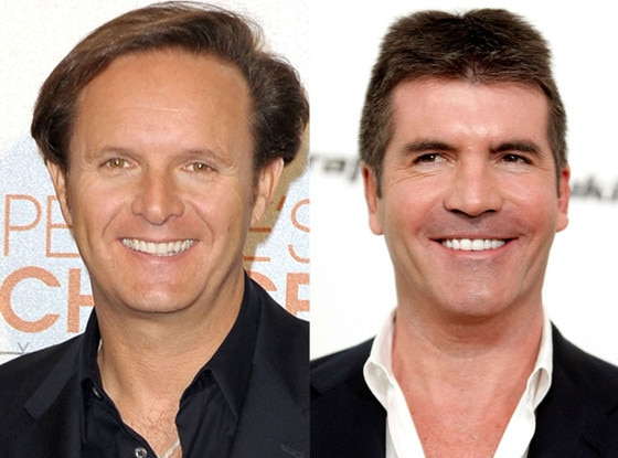 Mark Burnett, Simon Cowell