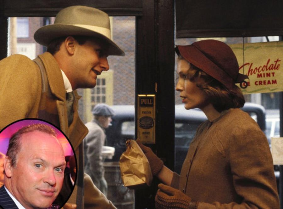 The Purple Rose of Cairo, Michael Keaton