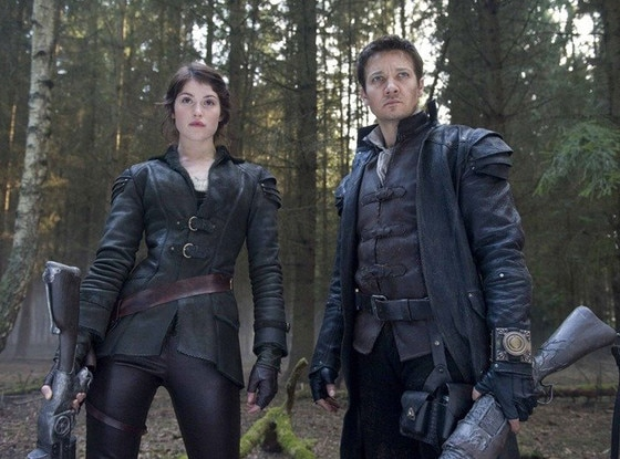 Jeremy Renner, Gemma Arterton, Hansel and Gretel: Witch Hunters