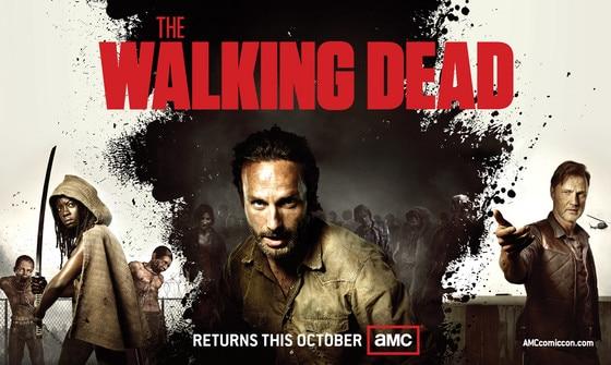 The Walking Dead, Season 3 Keyart