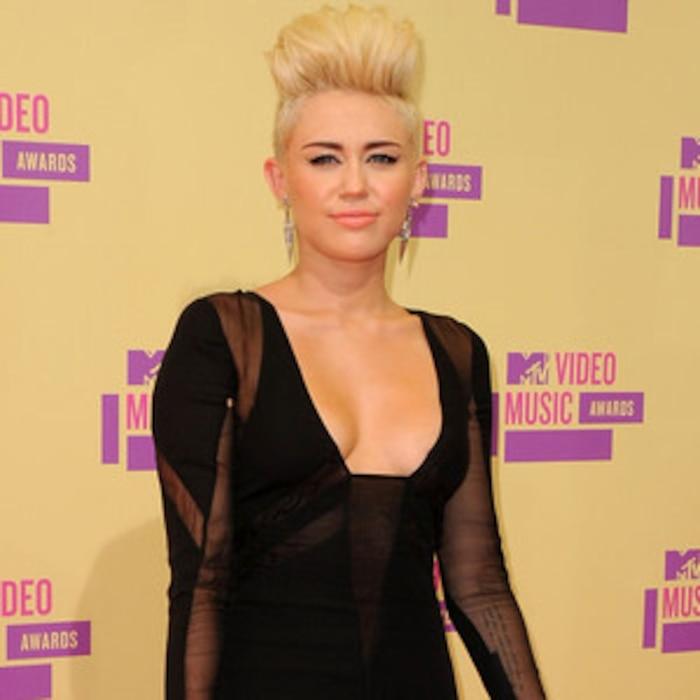 Miley Cyrus, MTV Video Music Awards 2012