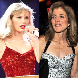 Taylor Swift, Caroline Kennedy